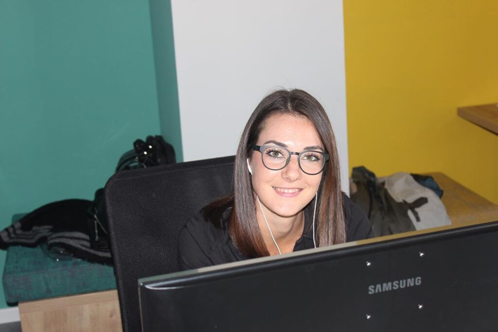 Nikolina Nastic – Being a Female Structural Engineer in the IT Industry is Really Fabulous!