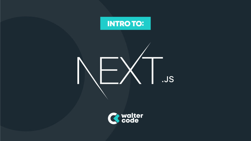 Intro to Next.js